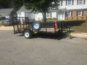 6 by 12 trailer for Sale in White Plains, MD