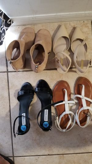 Lot of women shoes, size 7, 71/2, 8 and 8 1/2 👠 for Sale in Wellington, FL