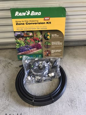 Rain Bird Spray Zone to Drip Conversion Kit for Sale in Upland, CA