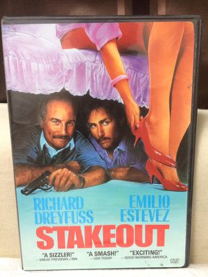 Stakeout DVD for Sale in Miami, FL
