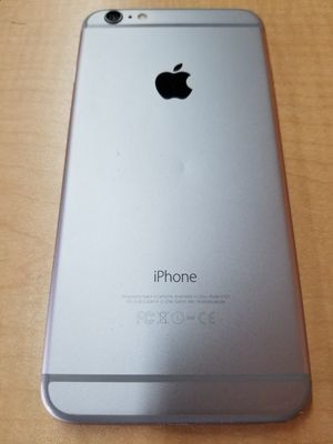 Unlocked iPhone 6 Plus 128g space gray excellent for Sale in San Jose, CA