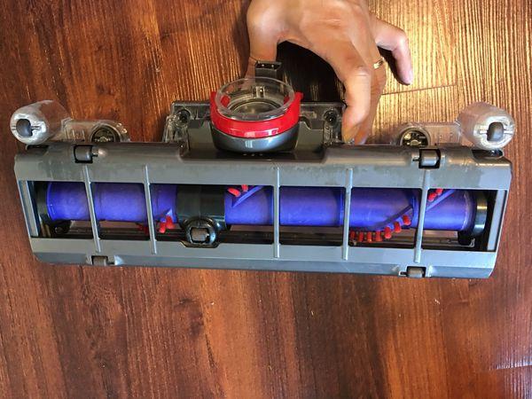 Dyson DC65 Multi-Floor Bagless Upright Vacuum