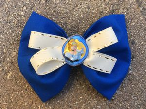 Princess Cinderella fabric bow for Sale in Anaheim, CA