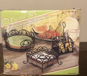 New 3 Piece Picnic Set. for Sale in Clermont,  FL