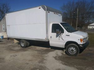 2002 ford e350 box van for Sale in Dayton, OH