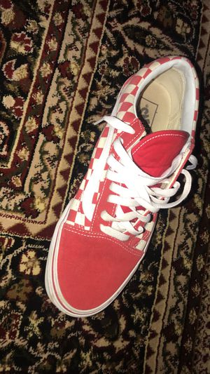 Size 10 vans for Sale in Sioux Falls, SD