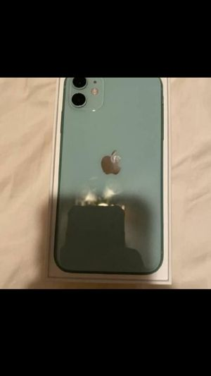 Unlocked iPhone 11 for Sale in Arlington, VA