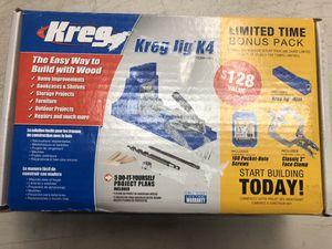 🇺🇸💥 Kreg K4 Pocket-Hole System for Sale in Los Angeles, CA
