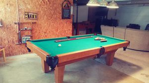 Pool Table 8' Slate for Sale in Rustburg, VA