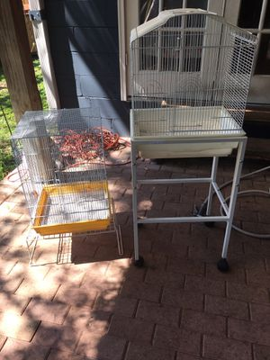 Bird cages for Sale in Tampa, FL