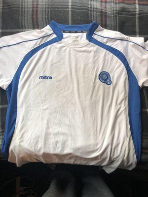 El Salvador soccer Jersey ! Size XXL for Sale in San Francisco, CA