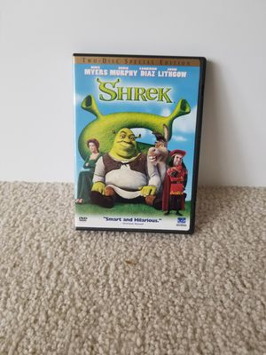 Shrek 2 Disc Special Edition DVD Set for Sale in Toms River, NJ
