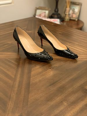 Christian Louboutin high heels pumps size 40 for Sale in El Monte, CA