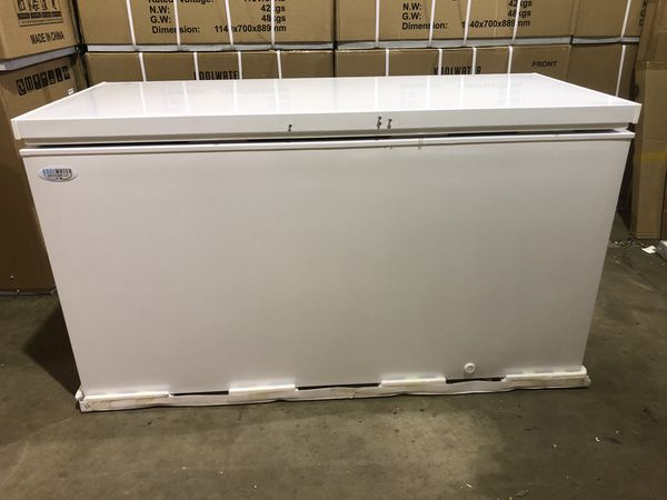 Solar Freezer Koolwater 15 cu ft chest Freezer
