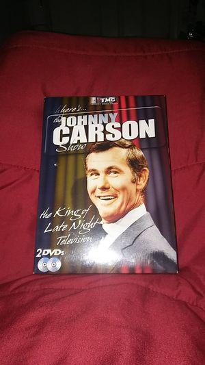 The Johnny Carson Show 2 DVD for Sale in Marietta, GA