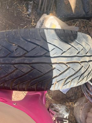 20 inch rims and tires for Sale in Riverside, CA