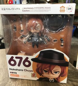 Nakahara Chuya - Nendroid # 676 / Bungo Stray Dogs for Sale in Clarksville, IN