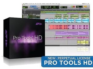Pro tools 10 HD Perpetual License for Sale in Tampa, FL