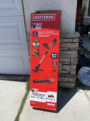 CRAFTSMAN COMBO KIT for Sale in Fontana, CA