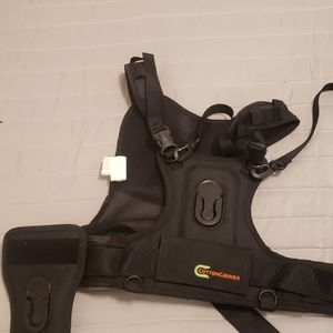SLR Dual Camera Harness - Cotton Carrier for Sale in Escondido, CA
