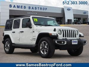 2019 Jeep Wrangler Unlimited for Sale in Austin, TX
