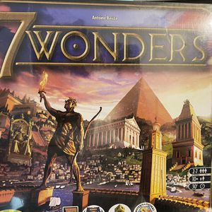 7 Wonders board Game for Sale in Columbia, MD