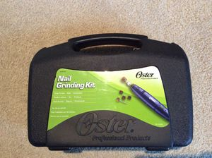 Oster Pro Nail Grinder for Sale in Kirkland, WA