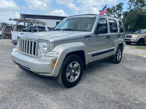 2008 Jeep Liberty 4X4 for Sale in Kissimmee, FL