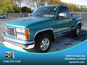 1993 GMC 1500 Regular Cab for Sale in Midlothian, IL