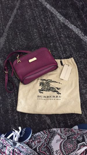 Burberry Magenta Crossbody for Sale in Naples, FL