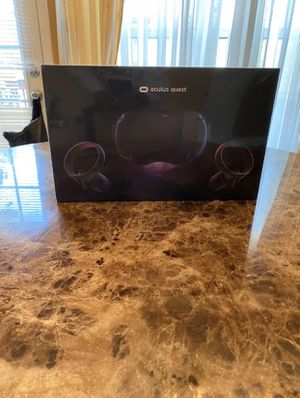 Oculus Quest Virtual Reality VR Headset 128GB for Sale in Lorton, VA