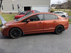 2009 Honda Civic Si for Sale in Moseley, VA