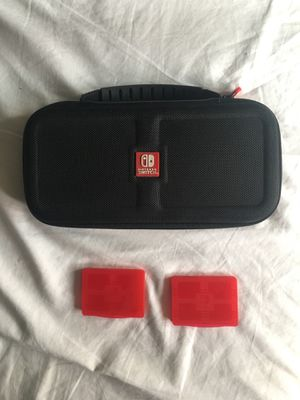 Nintendo Switch Carrying Case for Sale in Fontana, CA