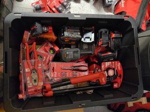 Milwaukee, Ryobi, Ridgid Power Tool Accessories for Sale in Fort Lauderdale, FL