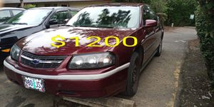 2002 Chevy Impala for Sale in Portland, OR