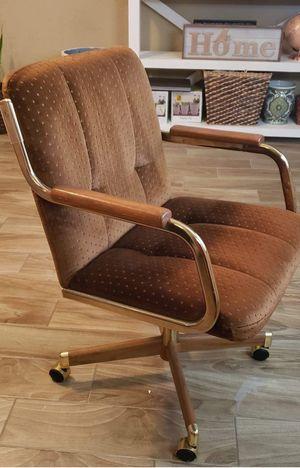 Brown Desk Chair for Sale in Mesa, AZ