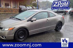 2006 Honda Civic Cpe for Sale in Parsippany, NJ