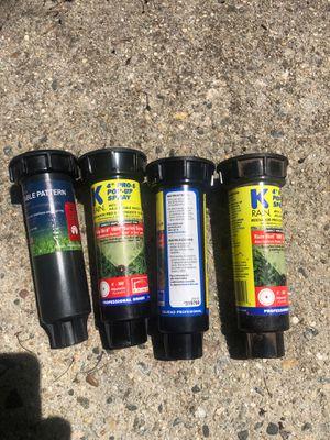 4 inch sprinkler heads for Sale in Chesapeake, VA