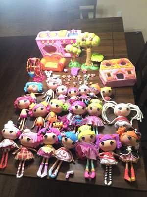 Lalaloopsy dolls for Sale in Spring, TX