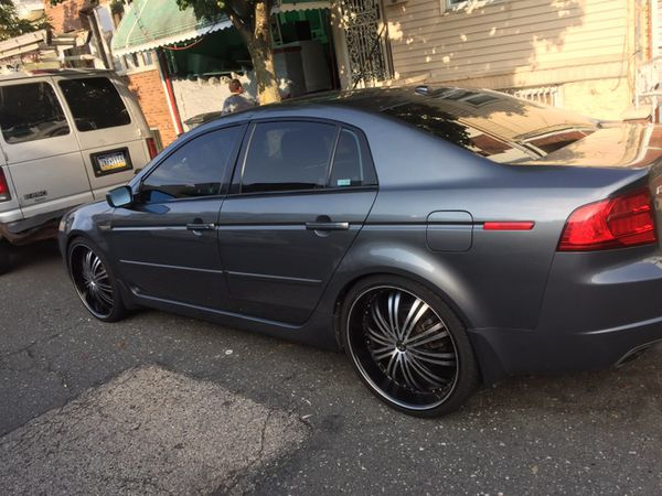 Acura Tl On 22s For Sale In Philadelphia Pa Offerup