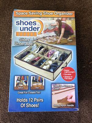 Shoe storage - as seen on TV for Sale in Las Vegas, NV