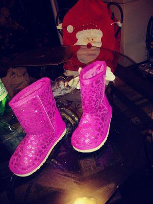 Little girls boots for Sale in Cincinnati, OH