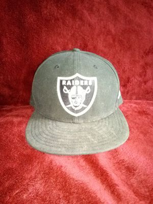 Oakland Raiders hat for Sale, used for sale  Olympia, WA
