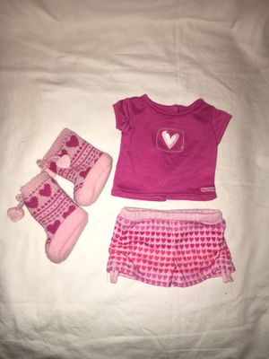 American Girl Doll Sweetheart Pajama Outfit for Sale in Hillsboro, OR