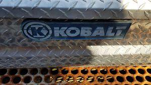 Kobalt tool box for small pickup for Sale in Hyattsville, MD
