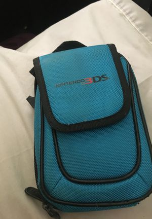 Nintendo 3DS case (including Mario Party Tour and New Super Mario Bros 2) for Sale in CA, US