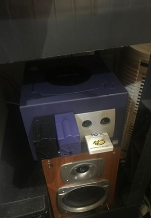 Excellent condition Nintendo game cube with a lot of extras plus games for Sale in Tacoma, WA