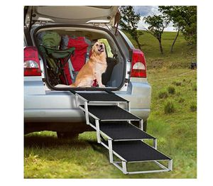 Portable Folding Dog Stairs for Large Dogs, Supports 150 to 200lbs NEW ½ PRICE for Sale in Virginia Beach, VA