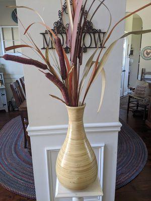 Bamboo Vase for Sale in Greer, SC