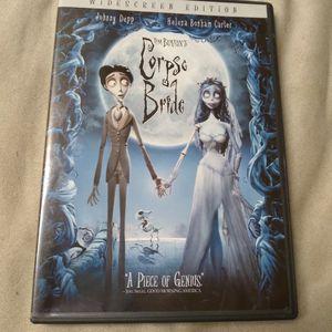 CORPSE BRIDE (DVD) for Sale in Phoenix, AZ